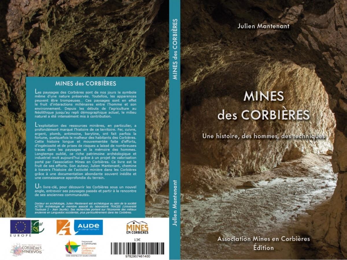 Mines des Corbires, le livre