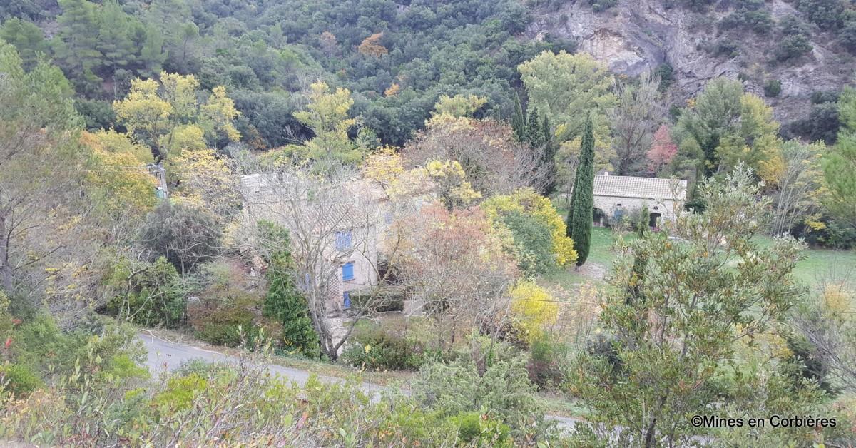 Balade Patrimoniale Montgaillard 25 Octobre 2020 Les Forges de Montgaillard