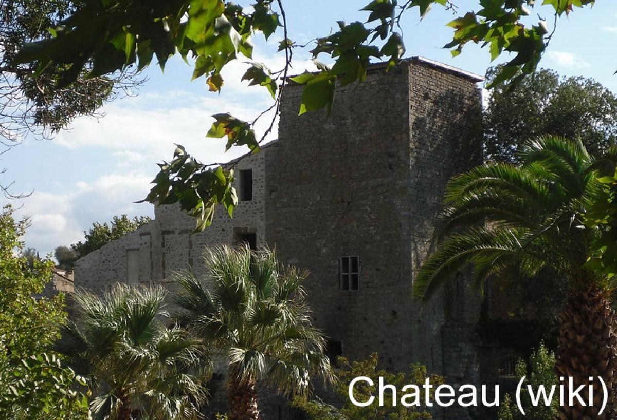 Cascastel Château
